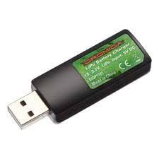 DIDP1121 1S USB LiPo Charger