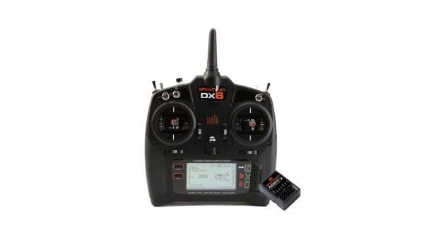 DX6 Transmitter Only Mode 2 EU + AR610 (SPMR6750EUC)