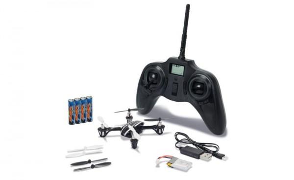 Carson X4 Micro Quadcopter 100% RTF mit zwei Flugakkus