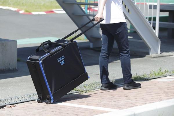 TRF RC-Car Trolley Pit Bag
