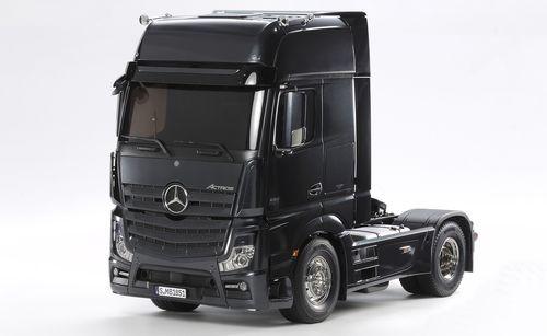 1/14 Mercedes-Benz Actros 1851 GigaSpace (Black Edition)