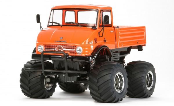 Mercedes-Benz Unimog 406 Wheelie (CW-01) Bausatz!