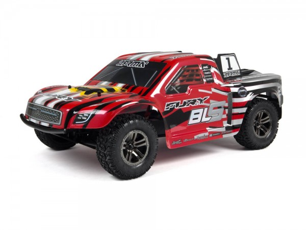 Fury BLS 1/10 2WD Electric Short Course Truck RTR