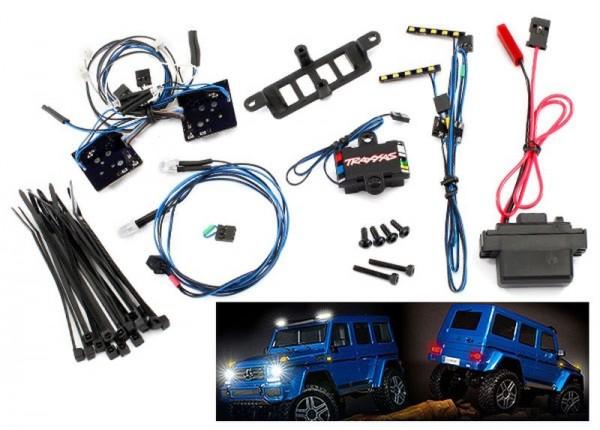 LED Licht-Set kpl mit Power-Supply für #8811 oder 8825 Karo TRAXXAS