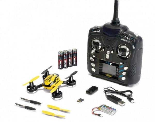 X4 Quadcopter SPY SPORT 100 RTF GHz ink.Cam