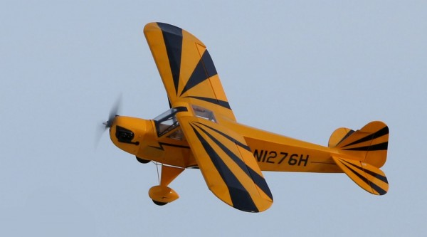 E-flite Clipped Wing Cub 250 (ARF) / 780mm