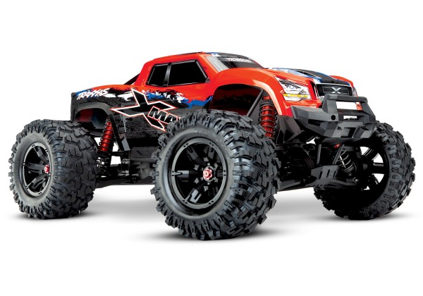 X-Maxx 8S RTR Brushless waterproof +TSM E-Monster Truck TQi, 8S VXL +30Volt