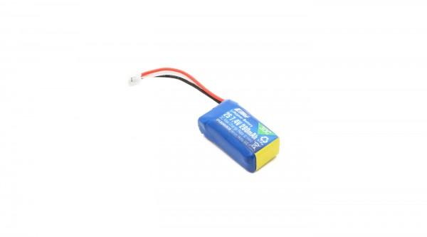 E-flite 280mAh 2S 7.4V 30C Li-Po Akku