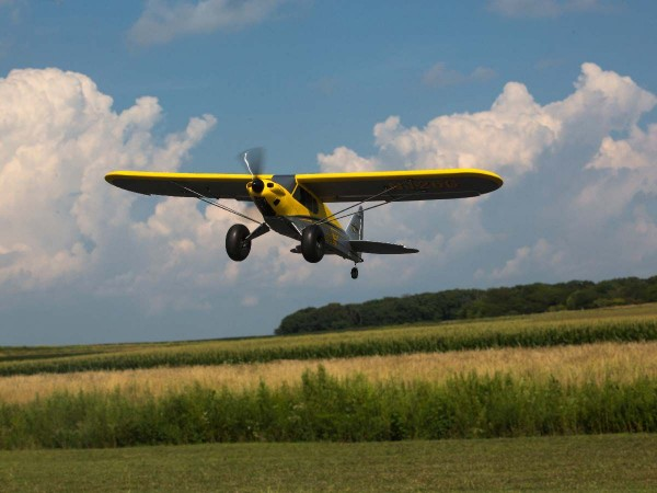 Carbon Cub S 2 1.3m BNF Basic with SAFE