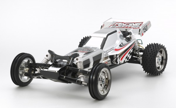 1:10 RC Racing Fighter Chrome (DT-03)