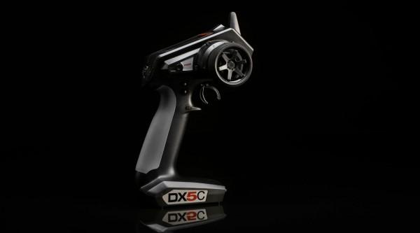 Spektrum DX5C DSMR 5 CH TX w/SR415