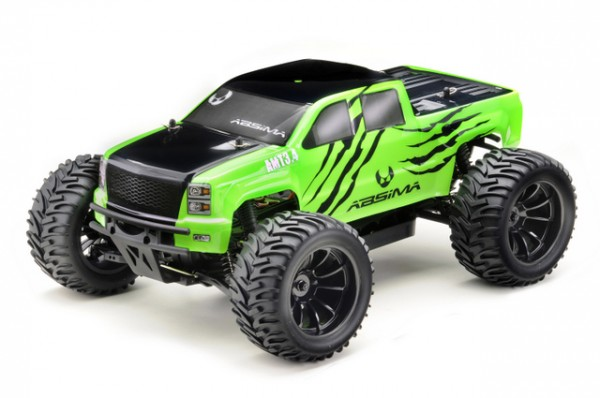 """Absima 1:10 EP Monster Truck """"AMT3.4"""" 4WD RTR"""
