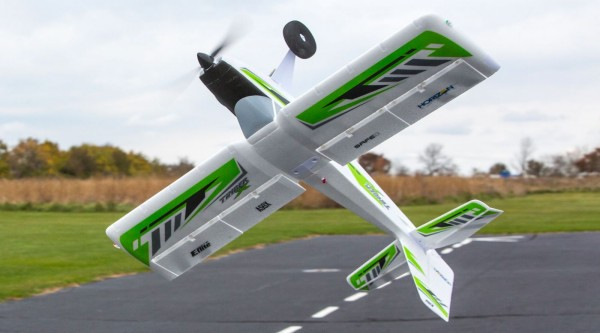 Timber X 1.2m BNF Basic with AS3X and SAFE Select