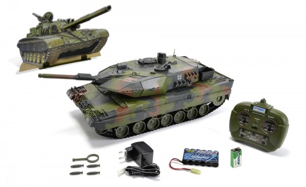 1:16 Leopard 2A5, 2,4 GHz 100% RTR