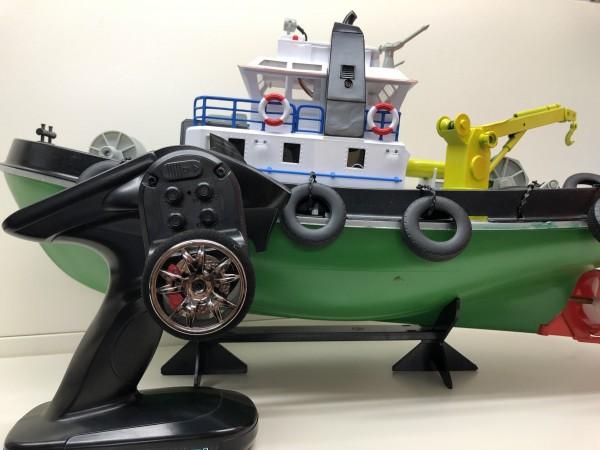 RC-Küstenboot 2.4GHz 100% Readyset, siehe Bilder