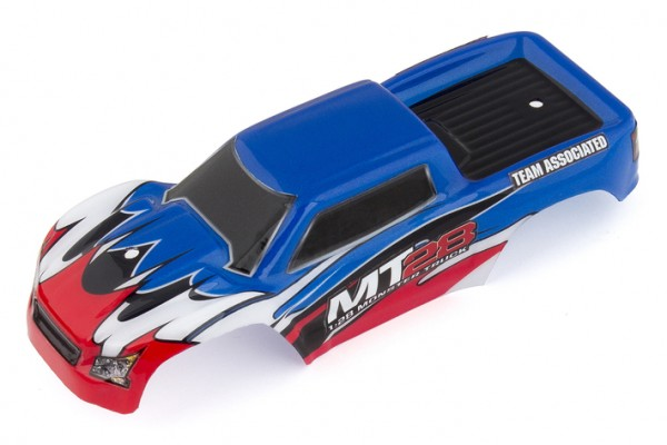MT28 Body, blue