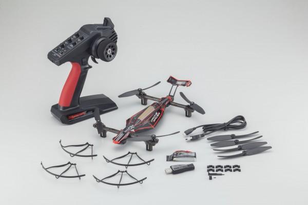 DRONE RACER ZEPHYR FORCE SCHWARZ READYSET