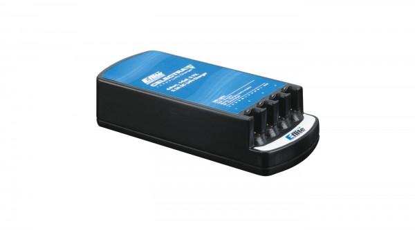 E-flite 1S 3,7V 300mAh 4-Port-Ladegerät (EFLC1004)