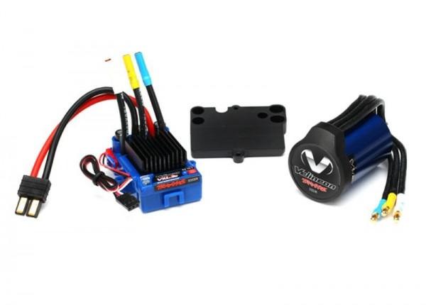Velineon VXL-3S waterproof & Velineon 3500 Brushless Power Set - Regler & Motor