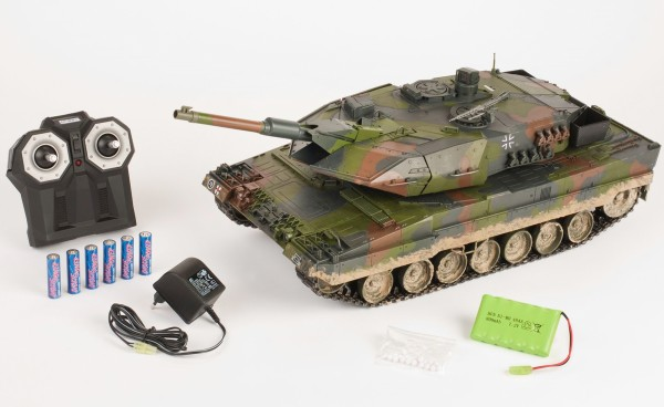 1:16 Leopard 2A5, 2,4 GHz, 100% RTR