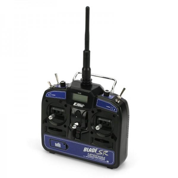 Blade HP6DSM 6-Kanal Sender, 2.4GHz DSM2: BSR