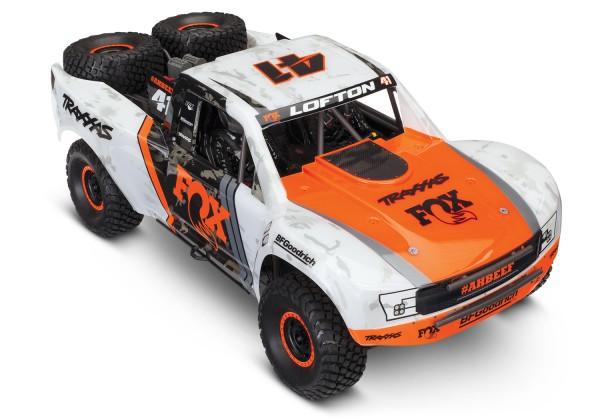 TRAXXAS Unlimeted Desert Racer RTR BL WP TSM ProScale Renn-Truck TQi, 4S-6S VXL
