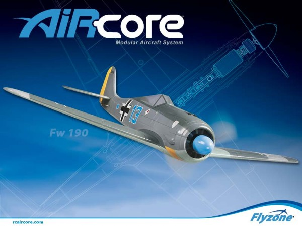AirCore Focke Wulf 190 KIT