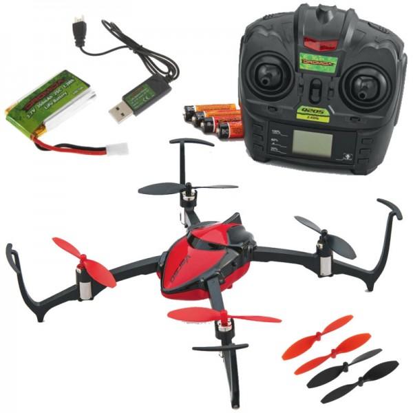 Dromida Verso Quadrocopter RTF-ROT 2 Flugakkus