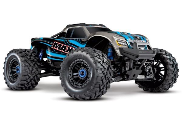 NEUER TRAXXAS MAXX 1:10 RTR TSM SR VXL-4S Regler ohne Akku/Lader 1/10 Monster-Truck Brushless