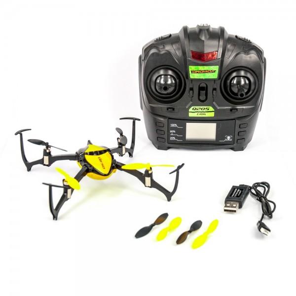 Dromida Verso Quadrocopter RTF-Gelb 2 Flugakku