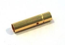 Goldkontakt • Ø3,0mm • 5 Paare