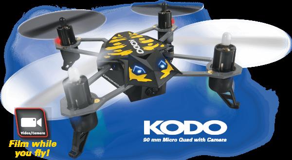 Dromida Kodo Kamera Quadrocopter