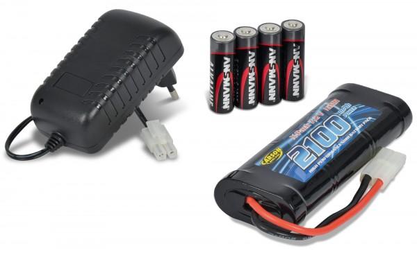 Expert Charger NiMH Compact 2A Plus Akku & Senderbatterien