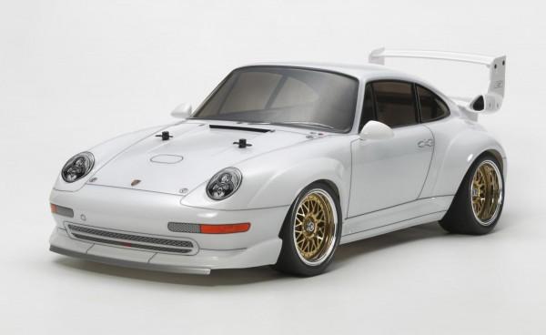 1:10 RC Porsche 911GT2 Racing TA02SW