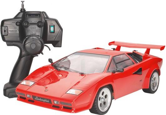 TAMIYA - XB Lamborghini Countach LP 500 S TT01E, 1:10,