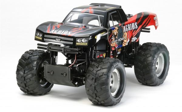 Agrios 4x4 Monster Truck TXT-2 (verbauter Bausatz + Lenkservo)