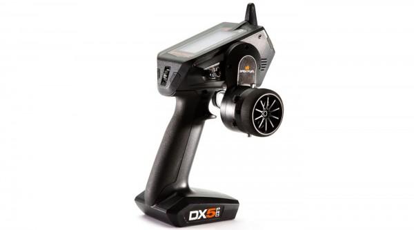 Spektrum DX5 Pro 5-Kanal DSMR Sender mit SR2100 Empfanger