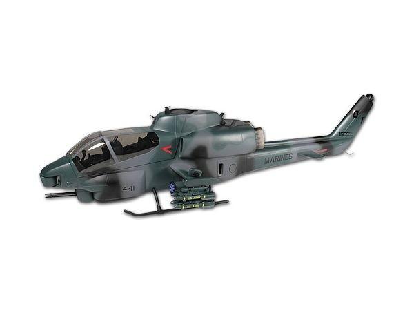 Rumpf T-REX 500 GFK AH-1 Cobra-Scale Rumpf