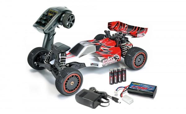 1:10 2WD Stunt Warrior 2,4 GHz 100% RTR-Vorführartikel